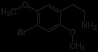 2c-b strukturformel