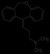 doxepin strukturformel