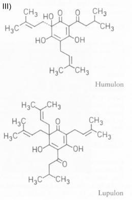 humolon strukturformel